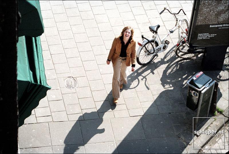Nederland, Amsterdam, 21 april 2001.
