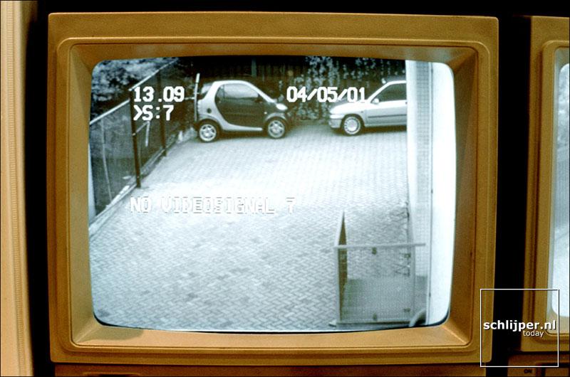 Nederland, Amsterdam, mei 2001.