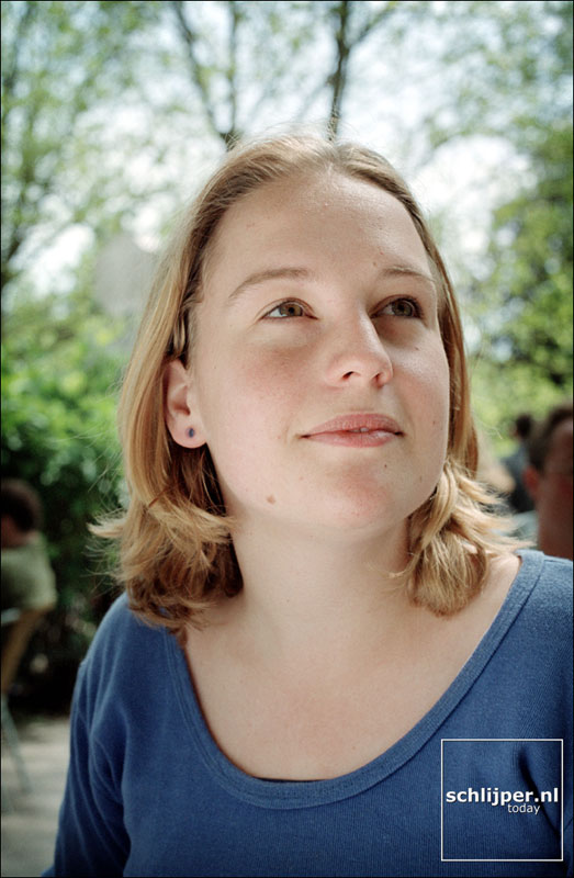 Nederland, Amsterdam, 21 mei 2001.