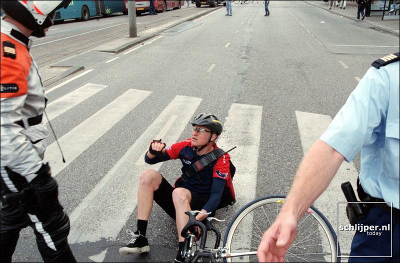 Nederland, Amsterdam, 31 mei 2001.