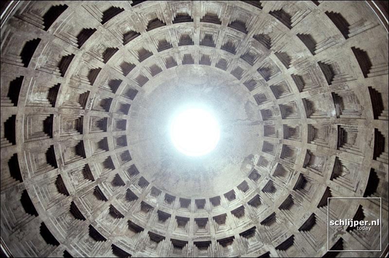 Italie, Rome, 11 juni 2001.
