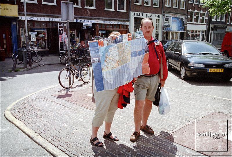 Nederland, Amsterdam, 19 juni 2001.
