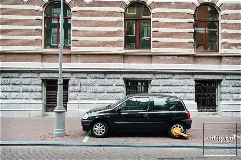Nederland, Amsterdam, 22 juni 2001.