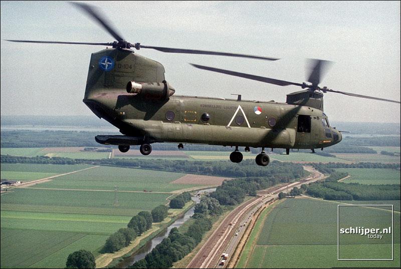 Nederland, Flevoland, 25 juni 2001.