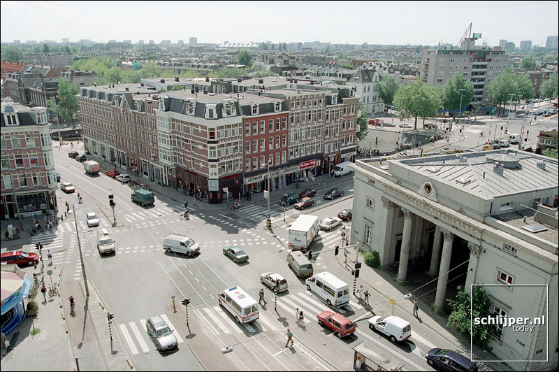 Nederland, Amsterdam,  29 juni 2001.