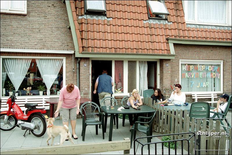 Nederland, Amersfoort, 2 juli 2001.