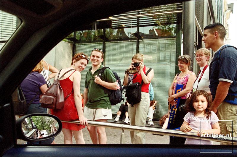 Nederland, Amsterdam, 6 juli 2001.