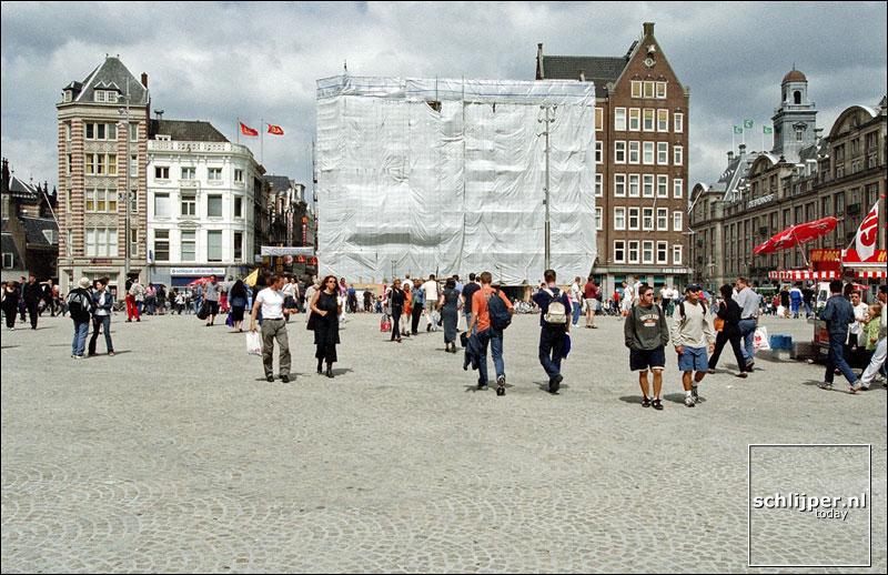 Nederland, Amsterdam, 9 juli 2001.