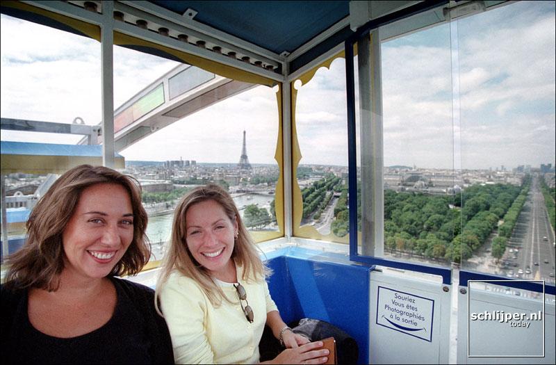 Frankrijk, Parijs, 21 juli 2001.