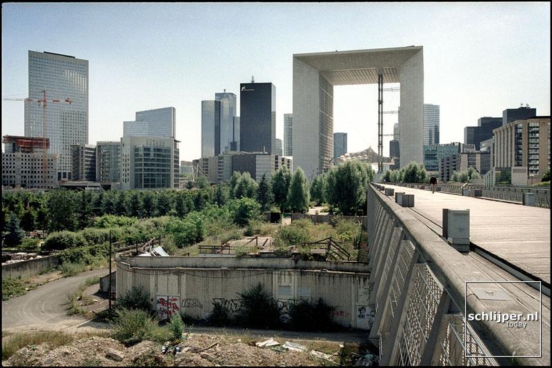 Frankrijk, Parijs, 22 juli 2001.