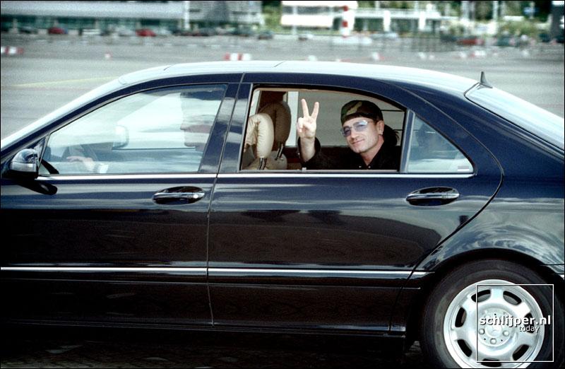 Nederland, Schiphol, 31 juli 2001.