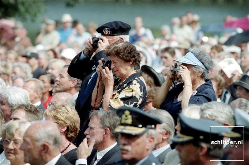 Nederland, Den Haag, 15 augustus 2001.