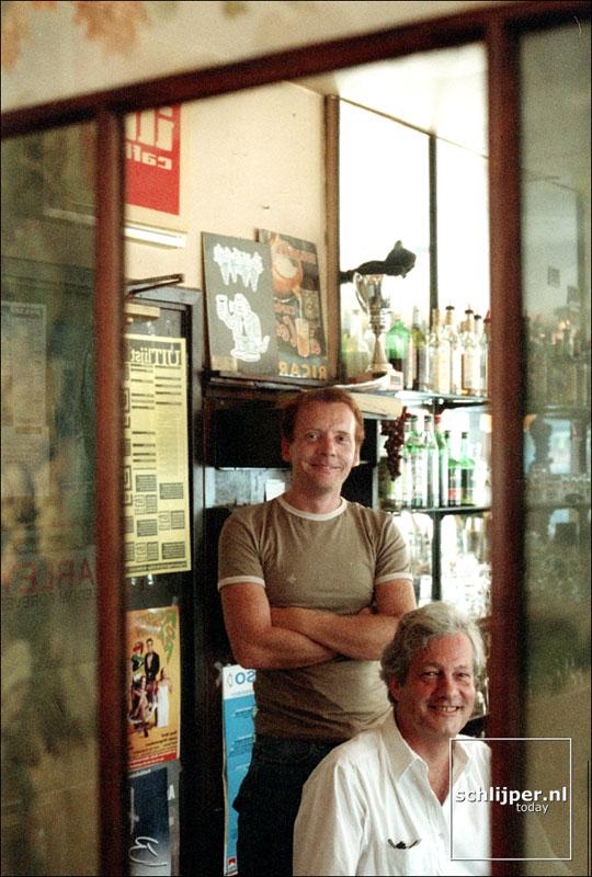 Nederland, Amsterdam, 24 augustus 2001.
