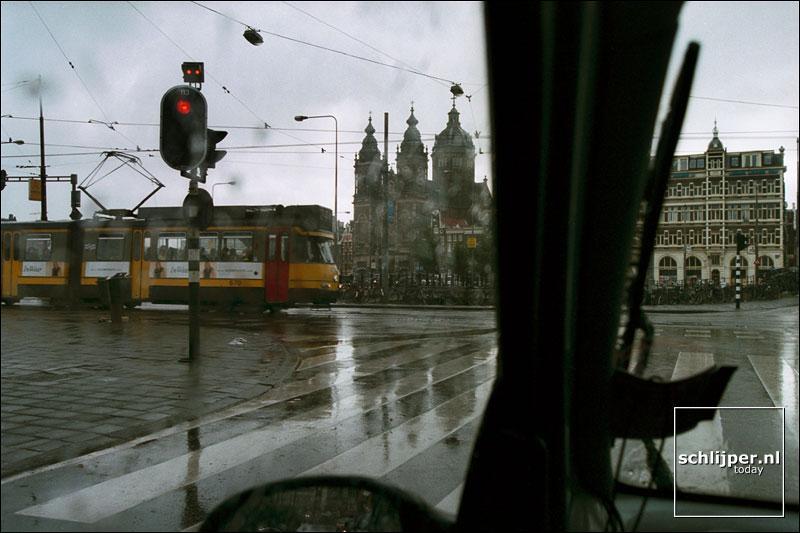 Nederland, Amsterdam, 4 september 2001.