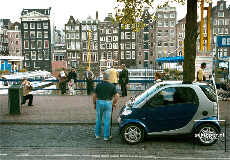 Nederland, Amsterdam, 26 september 2001.