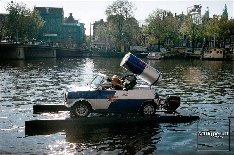 Nederland, Amsterdam, 28 september 2001.