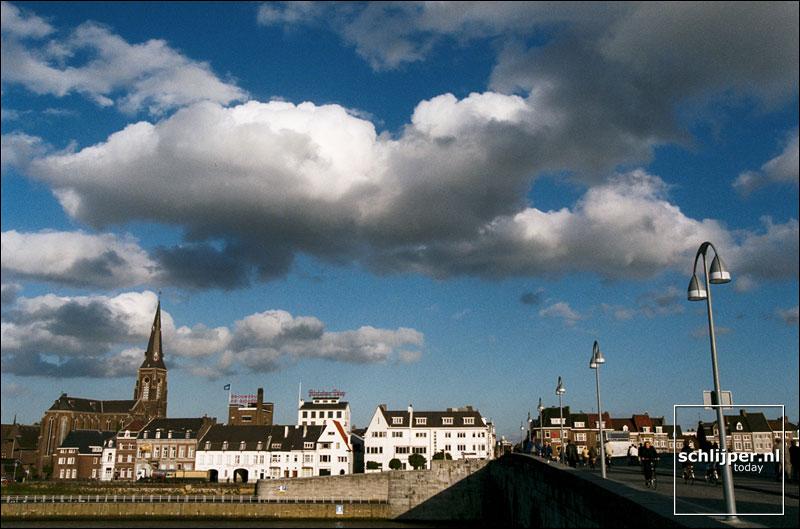 Nederland, Maastricht, 8 oktober 2001.
