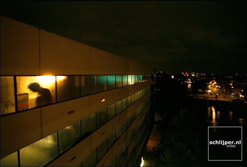 Nederland, Amsterdam, 10 oktober 2001.