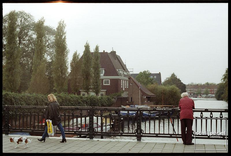 Nederland, Amsterdam, 26 oktober 2001.