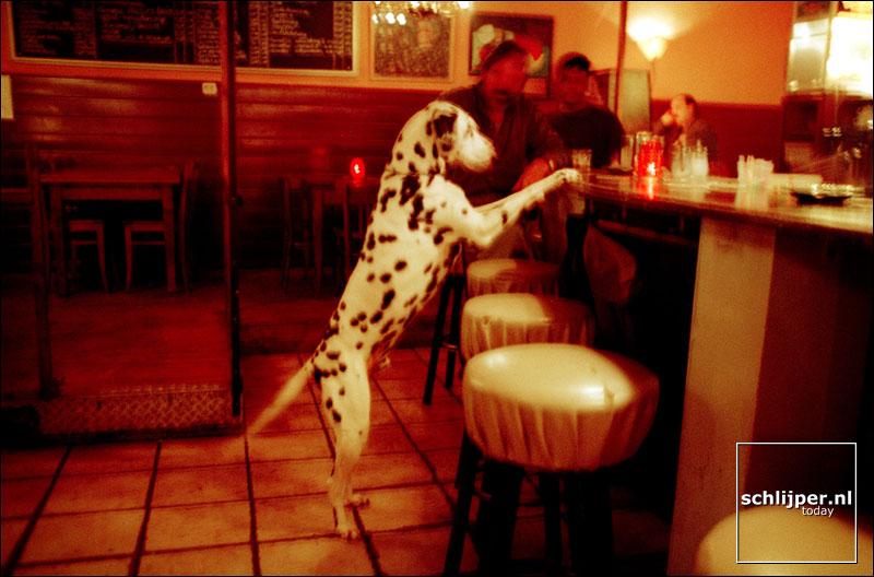Nederland, Amsterdam, 3 november 2001.
