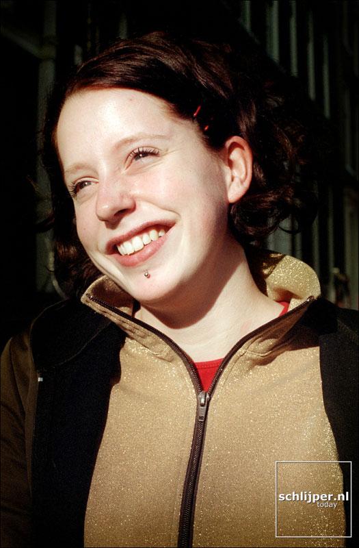 Nederland, Amsterdam, 15 november 2001.