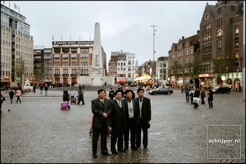 Nederland, Amsterdam, 16 november 2001