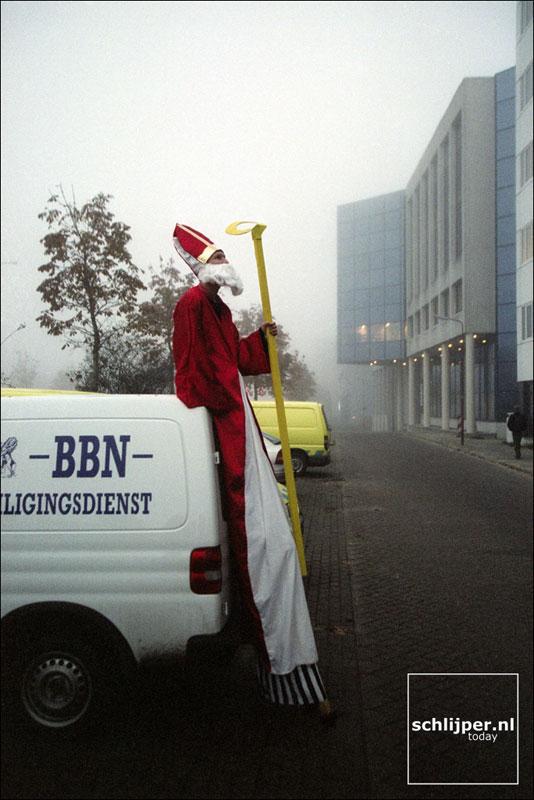 Nederland, Nieuwegein, 19 november 2001.