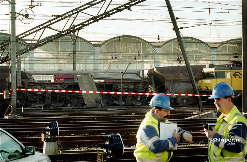 Nederland, Amsterdam, 27 november 2001.
