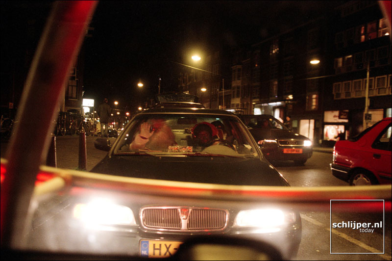 Nederland, Amsterdam, 5 december 2001.