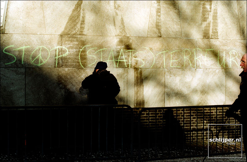 Nederland, Den Haag, 23 december 2001.