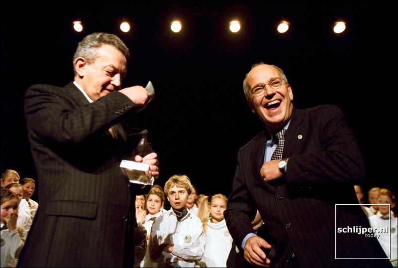 Nederland, Maastricht, 31 december 2001