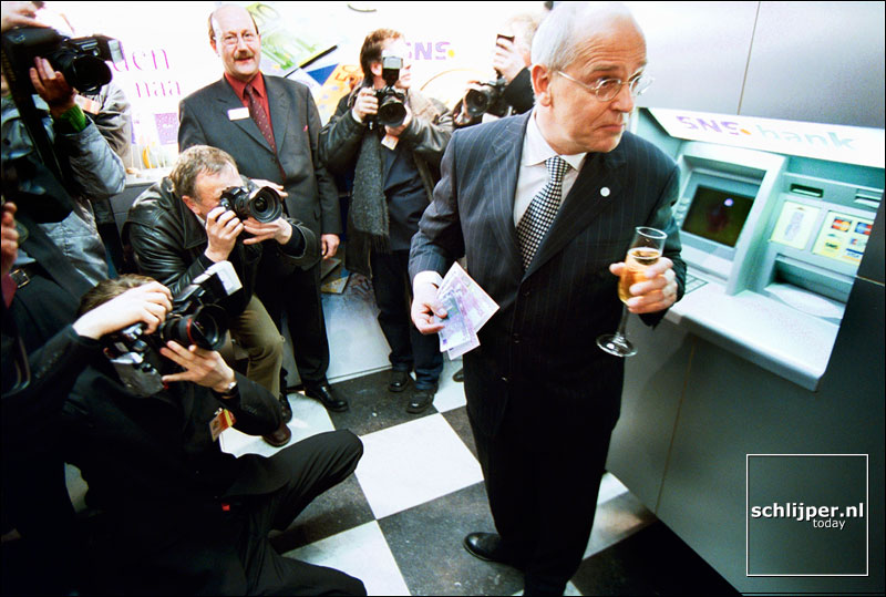 Nederland, Maastricht, 1 januari 2002