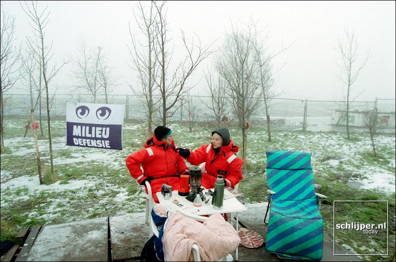 Nederland, Vijfhuizen, 2 januari 2002