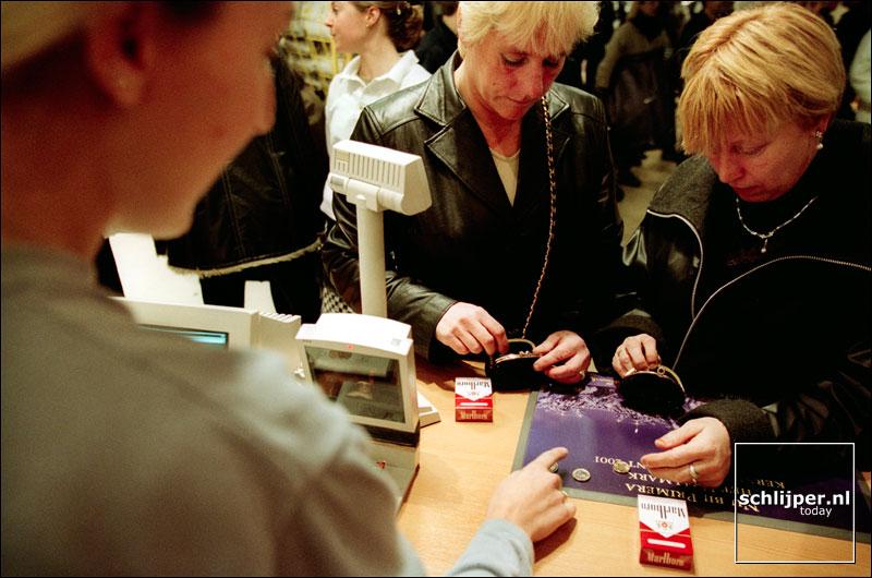 Nederland, Utrecht, 5 januari 2002
