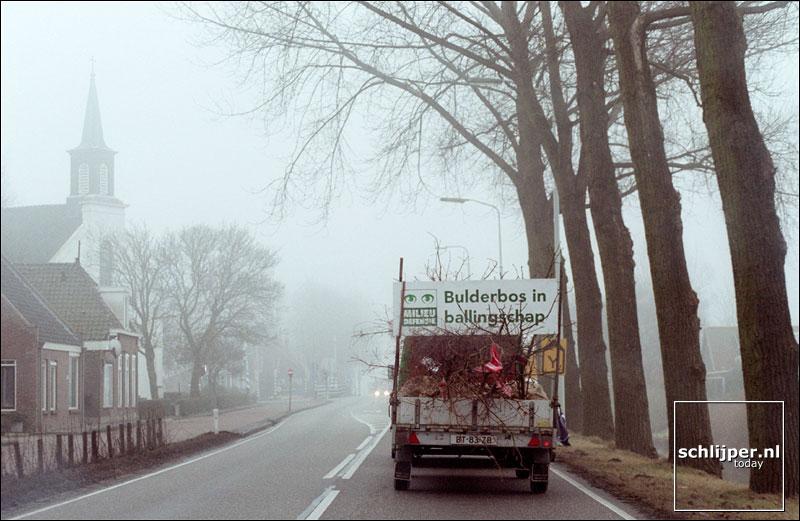 Nederland, Lijnden, 14 januari 2002