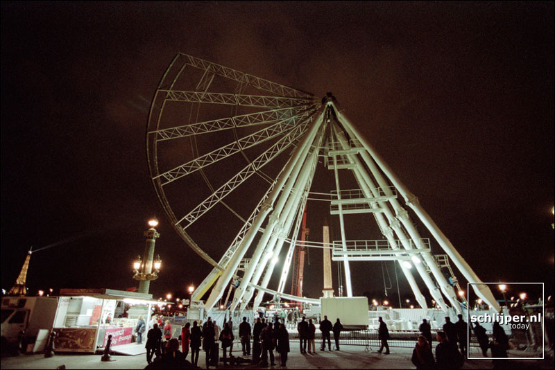 Frankrijk, Parijs, 26 januari 2002