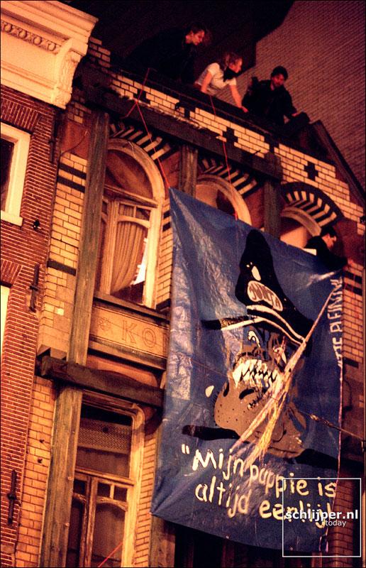 Nederland, Amsterdam, 29 januari 2002