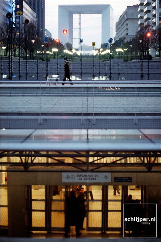 Frankrijk, Parijs, 4 maart 2002