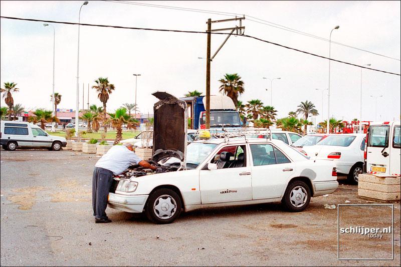 Israel, Tel Aviv, 17 maart 2002