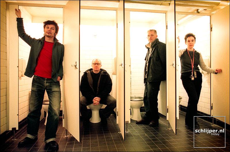 Nederland, Amsterdam, 26 maart 2002