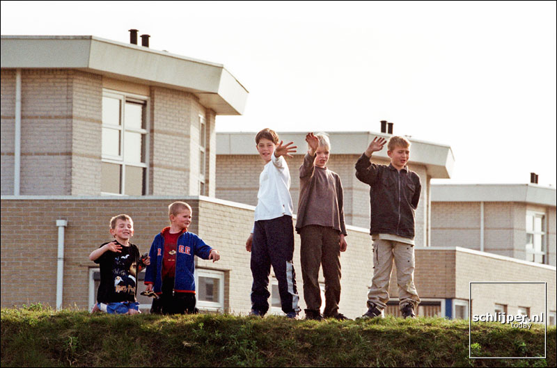 Nederland, Almere, 2 april 2002