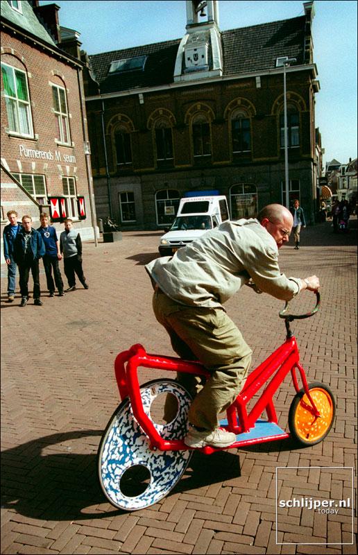 Nederland, Purmerend, 4 april 2002