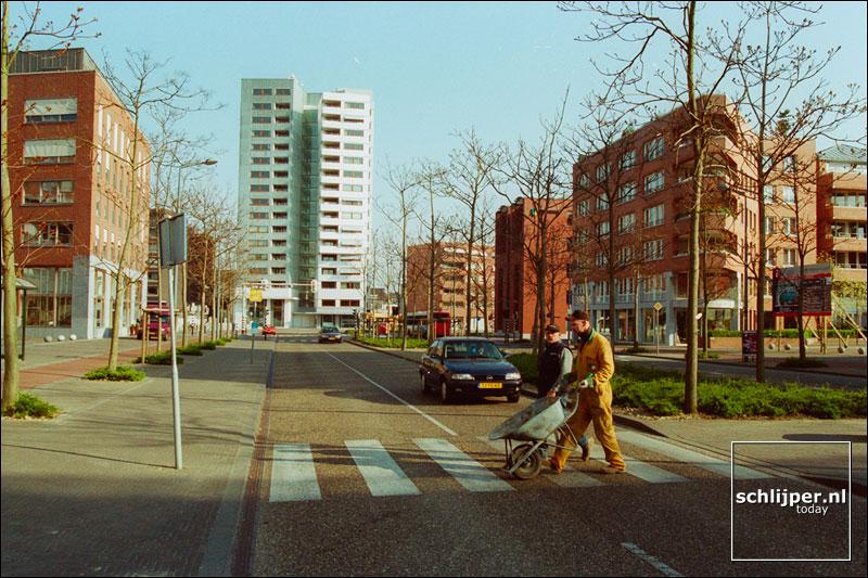 Nederland, Maastricht, 9 april 2002