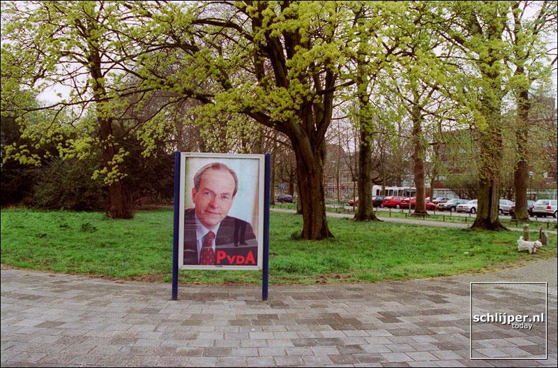 Nederland, Akmaar, 16 april 2002