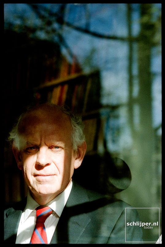 Nederland, Amsterdam, 18 april 2002
