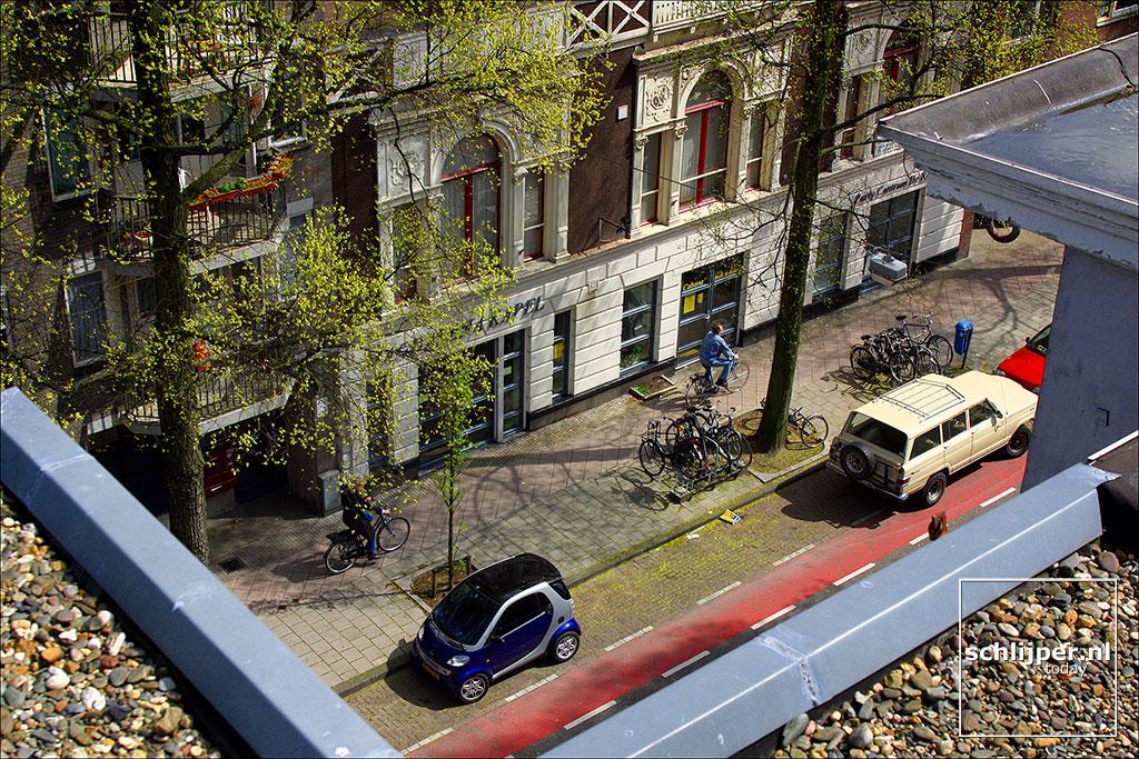 Nederland, Amsterdam, 23 april 2002