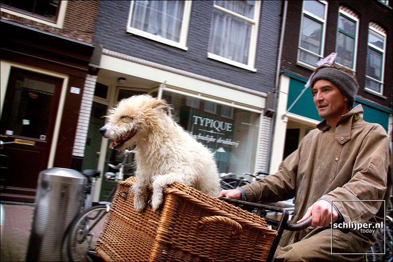 Nederland, Amsterdam, 28 april 2002