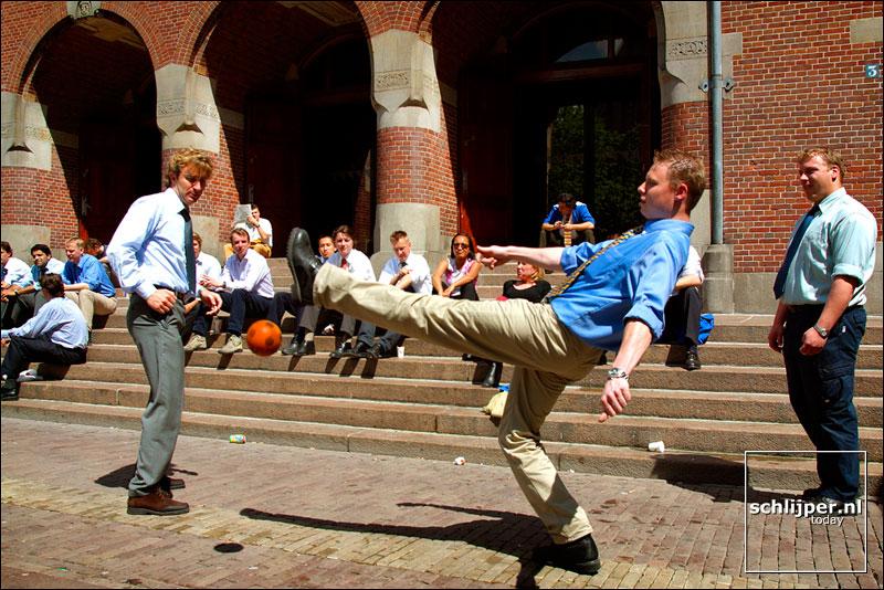 Nederland,  Amsterdam, 20 mei 2002
