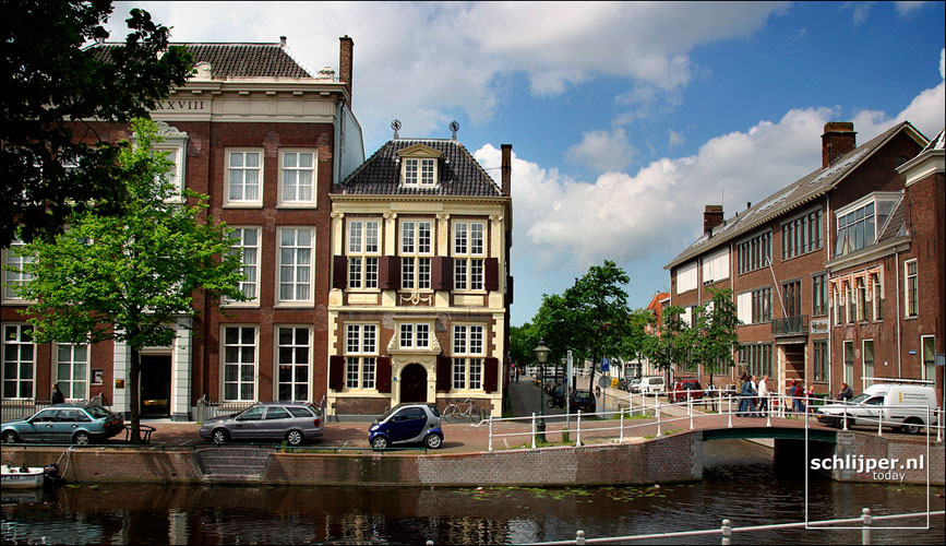 Nederland, Leiden, 23 mei 2002