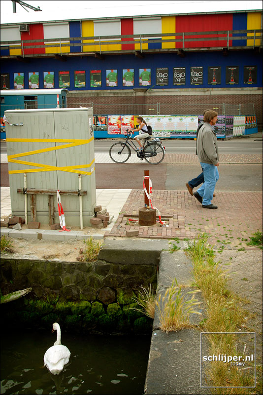 Nederland, Amsterdam, 3 juni 2002